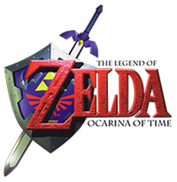 Logo: The Legend of Zelda - Ocarina of Time