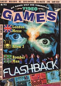 """Die ECTS war damals offenbar weniger relevant als """"Flashback"""" (Quelle: kultboy.com / Scan: 007)"""
